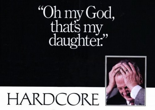 Hardcore Movie Poster