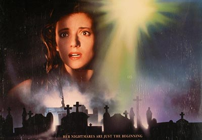 Daughter of Darkness Laserdisc Cover