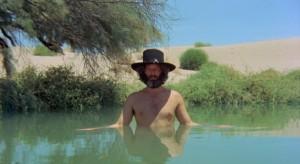 The Pilgrim Swims