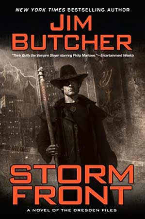 The Dresden Files, #1