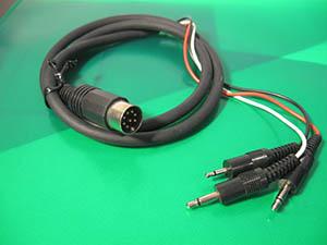 Casio RZ-1 MT Cable