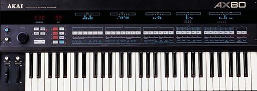 Akai AX80