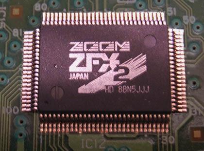 ZOOM ZFX-2 DSP IC